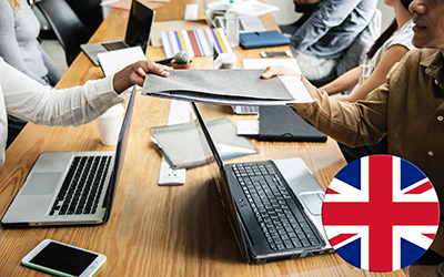 Anglais des Affaires - Organisation d'entreprise |