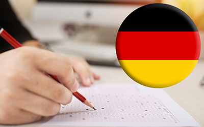 Allemand | Test de langue |