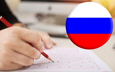 Russe | Test de langue |
