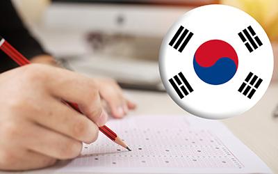 Tests de Coréen |
