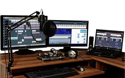 Techniques audionumériques en HOMESTUDIO |