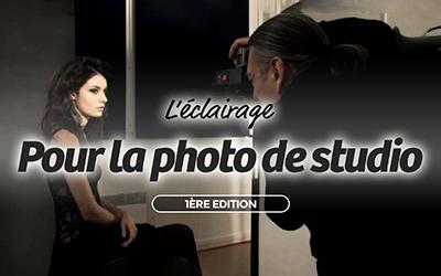 L'éclairage pour la photographie de studio |