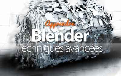 Blender 2.5x 2.6x - Techniques avancées  