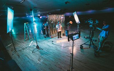 Ateliers pratiques caméra vidéo, tournage et lumière - Techniques de tournage avec la caméra Red |