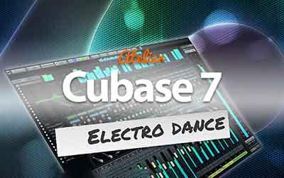 Atelier Electro Dance avec Cubase 7 - Créez votre composition electro ! |