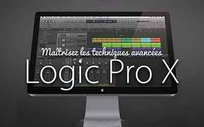 Logic Pro X - Techniques avancées  