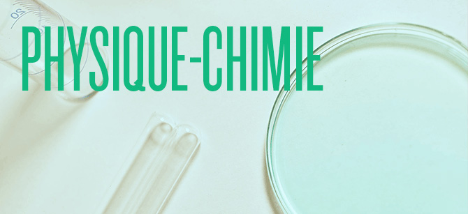 Physique-Chimie |