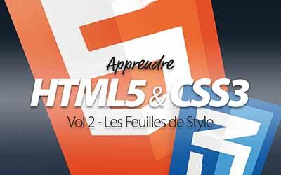 Maîtriser HMTL5 et CSS3 - Fondamentaux des Feuilles de style  