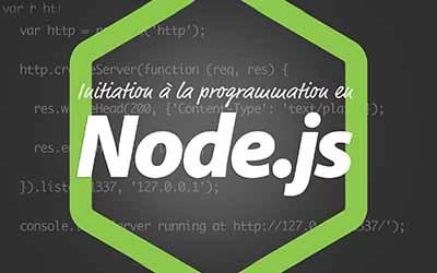 Savoir programmer en Node.js  