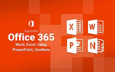 Office 365 - Word, Excel, PowerPoint, OneNote, Sway |