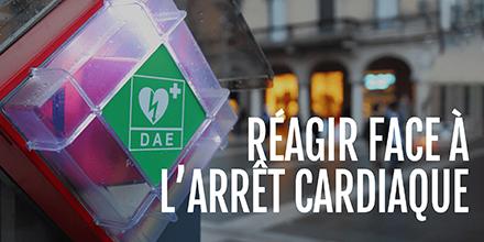 Réagir face à l'arrêt cardiaque |