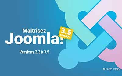 Joomla 3.x - La formation complète |