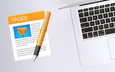 Débuter avec Pages, le traitement de texte d'Apple |