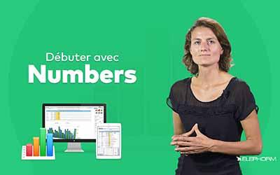 Numbers - Débuter avec le tableur d'Apple |