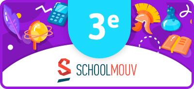 Soutien scolaire (3ème - troisième) - SchoolMouv |