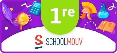 Soutien scolaire (1ère S - première) - SchoolMouv |