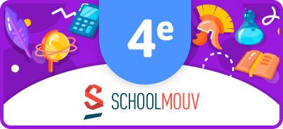 Soutien scolaire (4ème) - SchoolMouv |