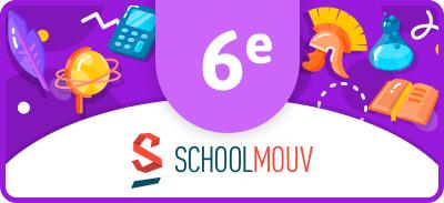 Soutien scolaire  (6ème) - SchoolMouv |