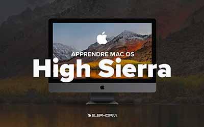 macOS High Sierra 10.13 |