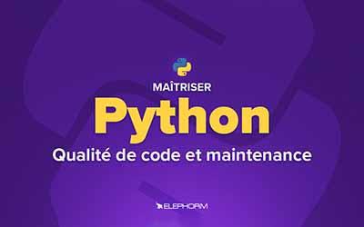 Python - Qualité de code et maintenance |