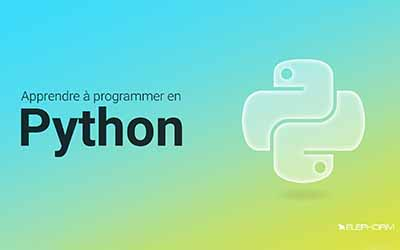 Programmer en Python |