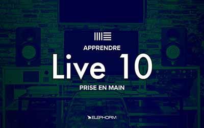 Ableton-Live-10---Prise-en-main