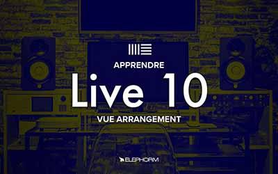 Ableton Live 10 - Faire de la musique dans la vue Arrangement |