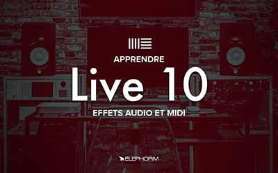 Ableton Live 10 - Édition des Clips Audio et Midi |
