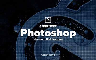 Photoshop CC 2018 - Niveau Initial basique  