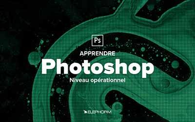 Photoshop CC 2018 - Niveau opérationnel |