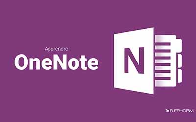 Apprendre OneNote 2016 - la prise de notes facile |