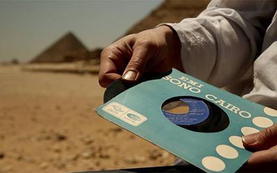 Vinyl Bazaar : take me back to Cairo |