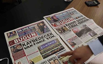 Turquie : la grande purge des médias  