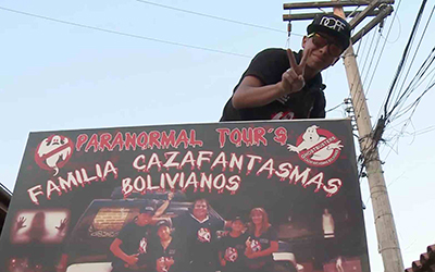 Paranormal Bolivie |