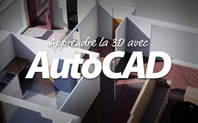 AutoCAD 2015 - Les techniques de dessin 3D |