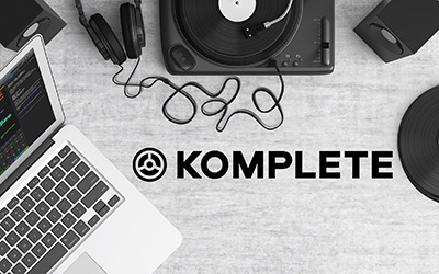 Komplete Select  - L'essentiel de Native Instrument |