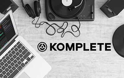 Komplete - Les synthétiseurs et les drums |