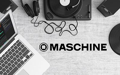 Apprendre Maschine Jam - Le contrôleur audio de Native Instruments |