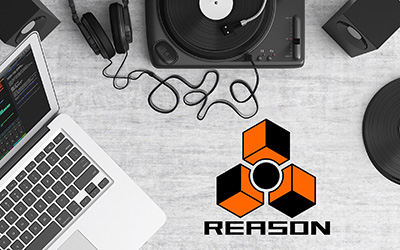 Reason 10  - Enregistrer et éditer l'audio |