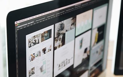 Apprendre les tendances graphiques en Webdesign |