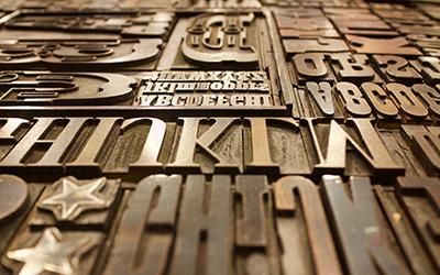 Choisir et utiliser la typographie - Tout pour connaître, reconnaître, choisir et utiliser un caractère typographique |