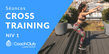 Cardio Cross Training - Niveau 1 |