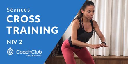 Cardio Cross Training - Niveau 2 |