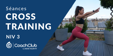 Cardio Cross Training - Niveau 3 |