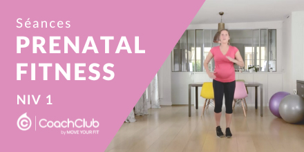 Fitness Prénatal - Niveau 1 |