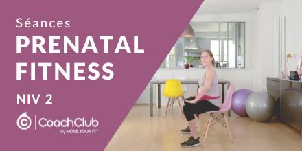 Fitness Prénatal - Niveau 2 |