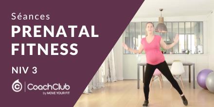 Fitness Prénatal - Niveau 3 |