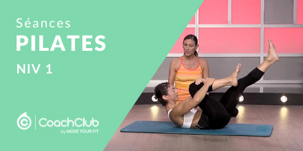 Pilates - Niveau 1 |