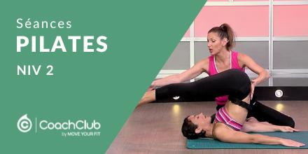 Pilates - Niveau 2 |