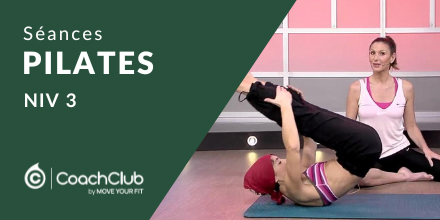 Pilates - Niveau 3